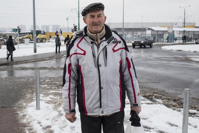 Maciej Żeberski (66 l.) dziwi się, że nowa inwestycja ma tyle wad