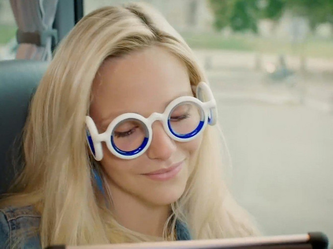 Ove naočare usaglašavaju ono što vide oči sa osećajem u srednjem uhu