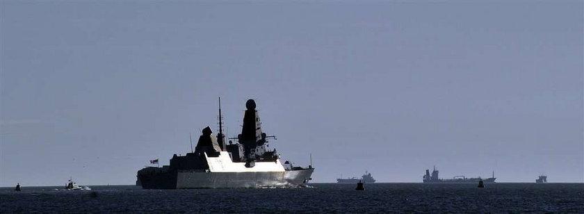 III wojna światowa wisi na włosku! Wysłali okręt na Iran