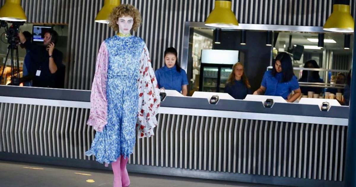 Vetements zeigt neue Kollektion – in McDonald's-Filiale