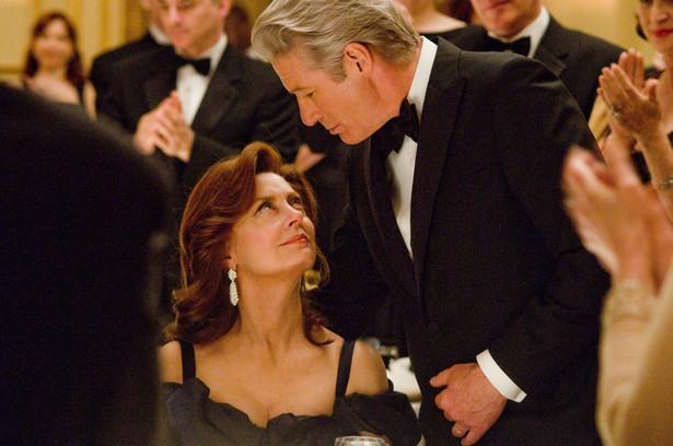 "Susan Sarandon i Richard Gere w filmie ""Arbitraż"" (2012)"