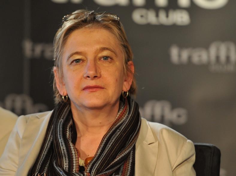 Mariola Ratschka p.o. dyrektora Osrodek Informacji ONZ w Warszawie, fot Newspix
