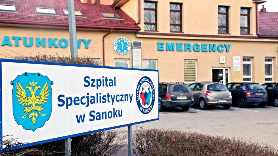 Szpital Specjalistyczny w Sanoku