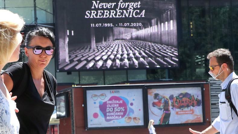 Masakra w Srebrenicy