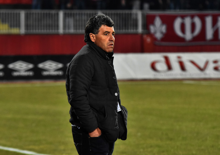 FK Vojvodina, FK Rad, Nebojša Petrović