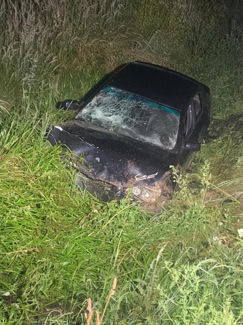 11-latek wiózł autem pijanego ojca. Zginął w wypadku
