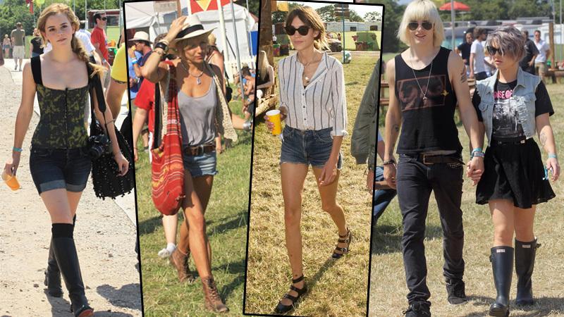 Festiwalowa moda gwiazd