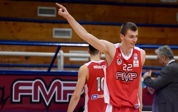 KK FMP, Boriša Simanić