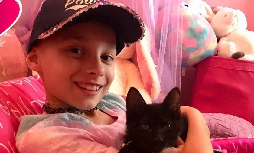 USA: u 9-latki zdiagnozowano raka jajników. Lekarze myśleli, że to zatwardzenie