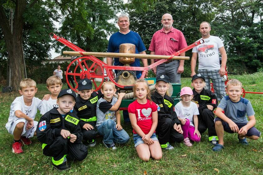 Dziecięca brygada strażacka działa w Wielkopolsce