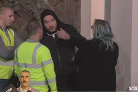 """""""OKRENUĆU JOJ GLAVU NAOPAČKE, UBIĆU JE"""" Mirko Gavrić pred izlazak iz """"Zadruge 2"""" izgovorio JEZIVE PRETNJE"""