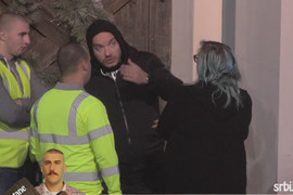 "DRAMA POSLE TEŠKIH OPTUŽBI Mirko Gavrić pokušao BEKSTVO iz ""Zadruge 2"""
