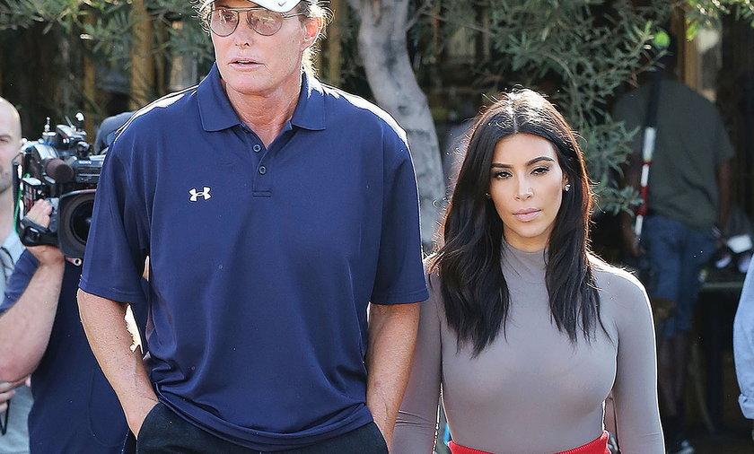 Kim Kardashian i Bruce Jenner
