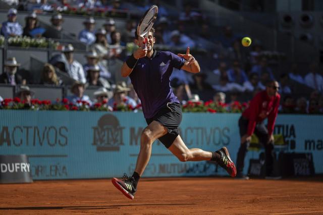 Dominik Tim je sjajnom partijom zakazalo duel sa Novakom Đokovićem