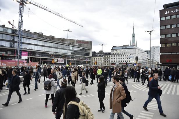 Atak w Sztokholmie