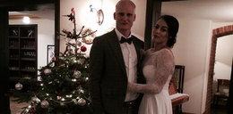 Kolejny polski piłkarz wziął ślub! Zobacz jego piękną żonę