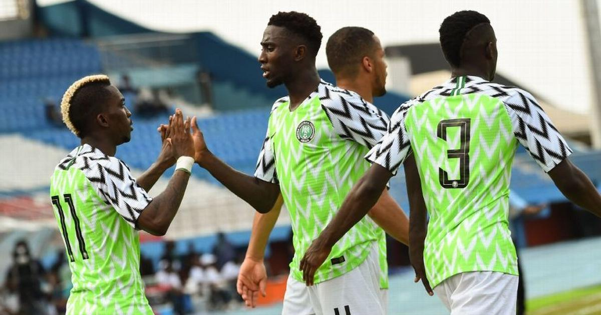 Super Eagles Of Nigeria Move Up 4 Places In New FIFA
