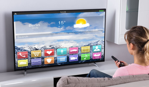 Popularne telewizory z systemem Android TV