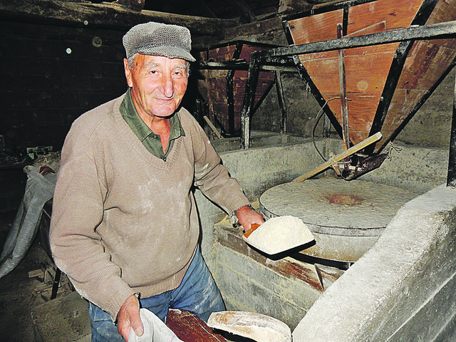 Pravimo brašno kao naši preci: Stojan Ilić