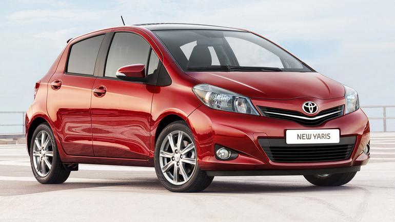 Nowa Toyota Yaris od 39 900 zł