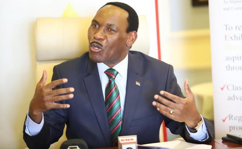 Ezekiel Mutua reveals action taken against Ethic hours after calling for their arrest
