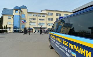 Ukraina: Kijów oburzony atakiem na konsulat