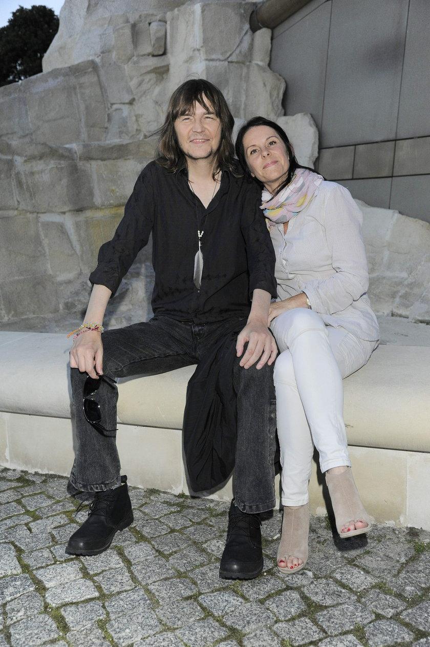 Monika i Robert Gawlińscy