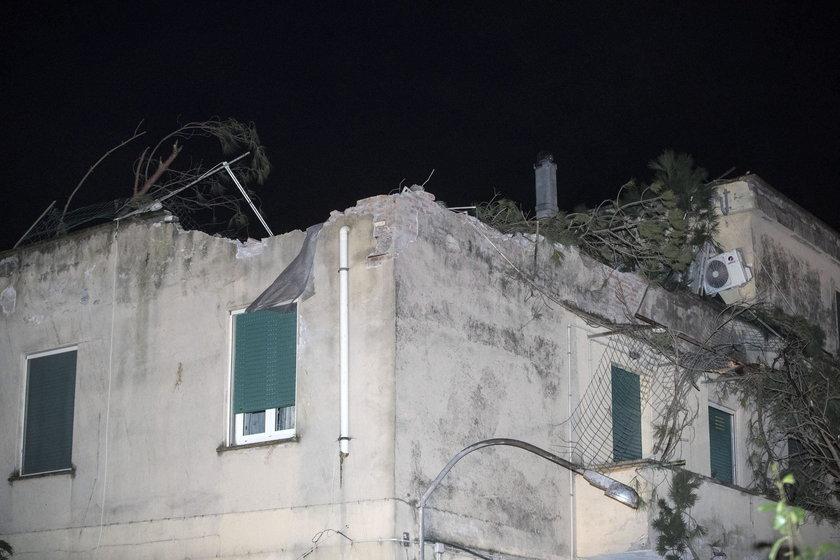 Ponad 100 domów i mieszkań jest uszkodzonych