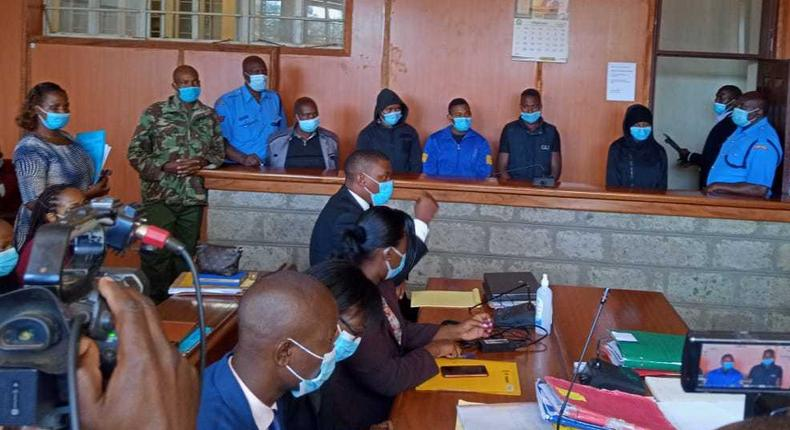 Court detains Nyeri business accused of paying Sh160K to have son killed