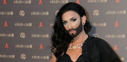 """To pewne! """"Kobieta z brodą"""" na Eurowizji"""