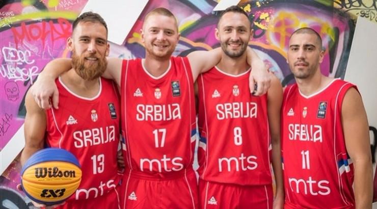Košarka, basket Srbija