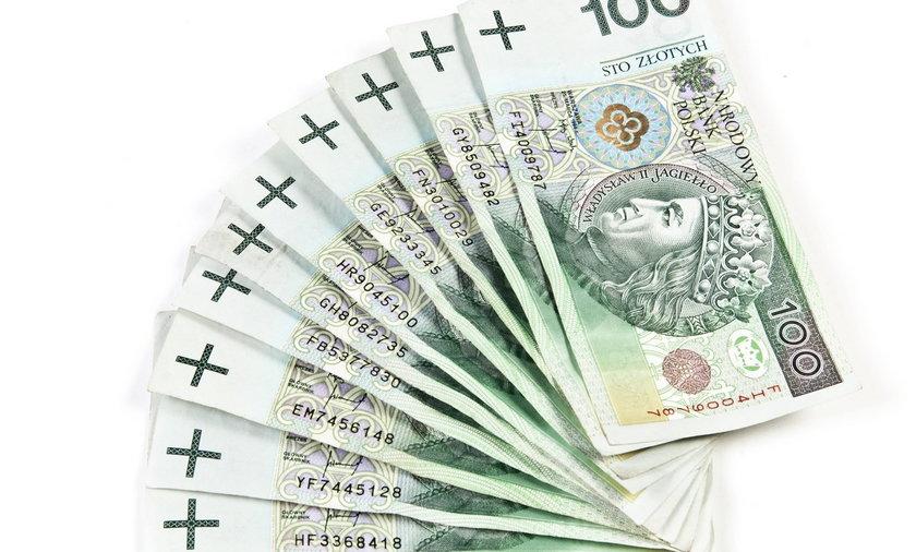 Komornik odda mieszkance Małopolski pieniądze z 500 plus