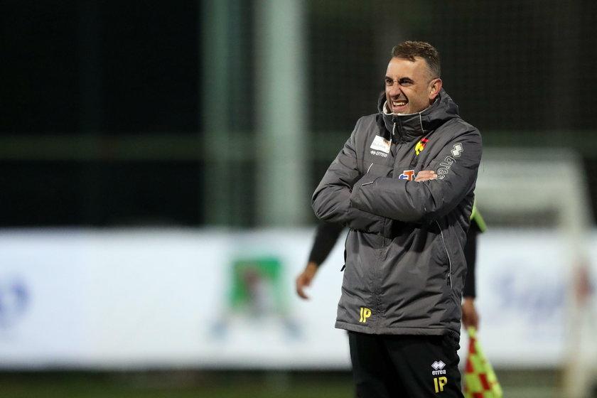Wielu kibiców kojarzy go z sytuacją z 2013 roku. Został wtedy trenerem Lewskiego Sofia i na pierwszej konferencji prasowej pojawili się kibice.