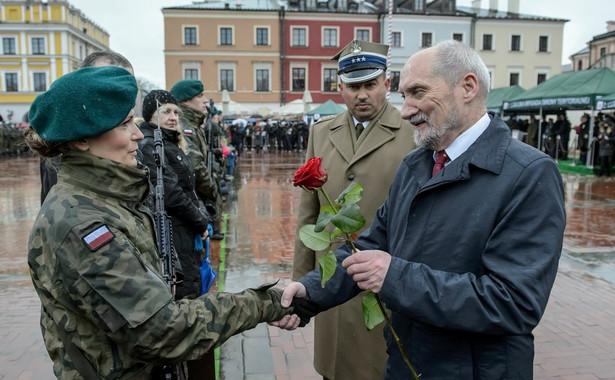 Szef MON Antoni Macierewicz zdecydował, że wojsko pomoże w walce z zagrożeniem powodziowym w województwie warmińsko-mazurskim.