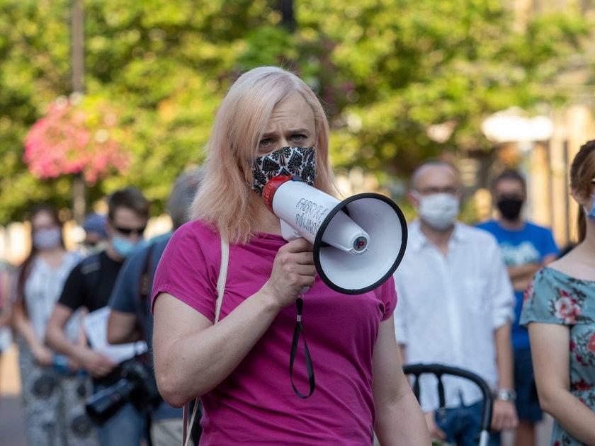 Kolejny dzień protestów środowisk LGBT