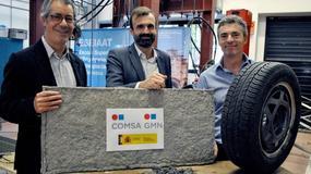 Hiszpańscy naukowcy poprawili wydajność recyklingu opon