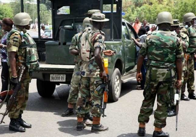 Troops rescue 34 kidnapped victims, apprehend suspects in Benue–DHQ (Premium Times)