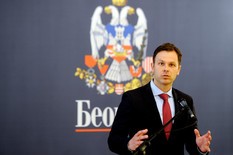 Mali: Počastvovan sam, hvala Vučiću što je prepoznao moju posvećenost