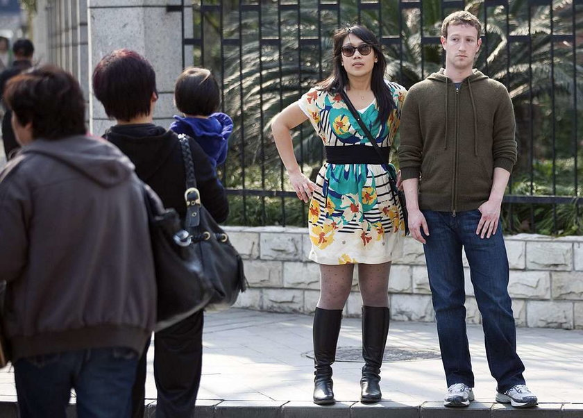 CHINA/Właściciel Facebooka będzie jeszcze bogatszy