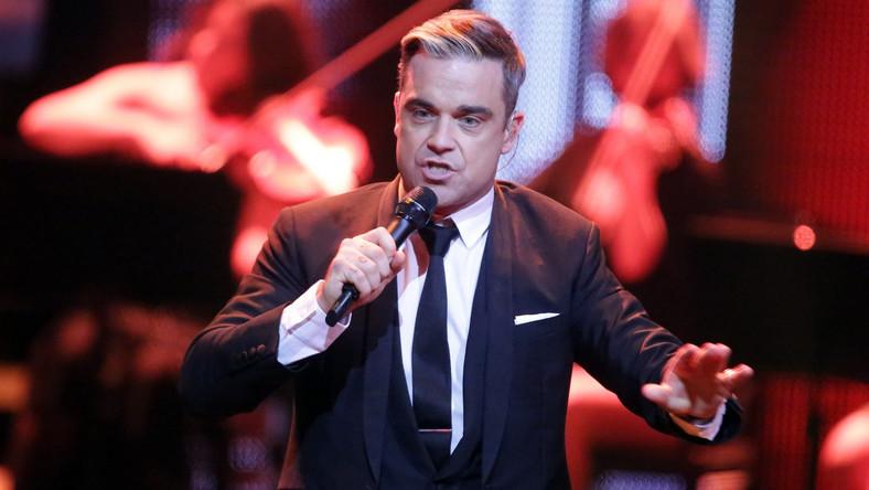 Robbie Williams spodziewa się syna