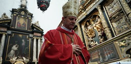 Ingres nowego metropolity. W katedrze uroczystości, a przed...