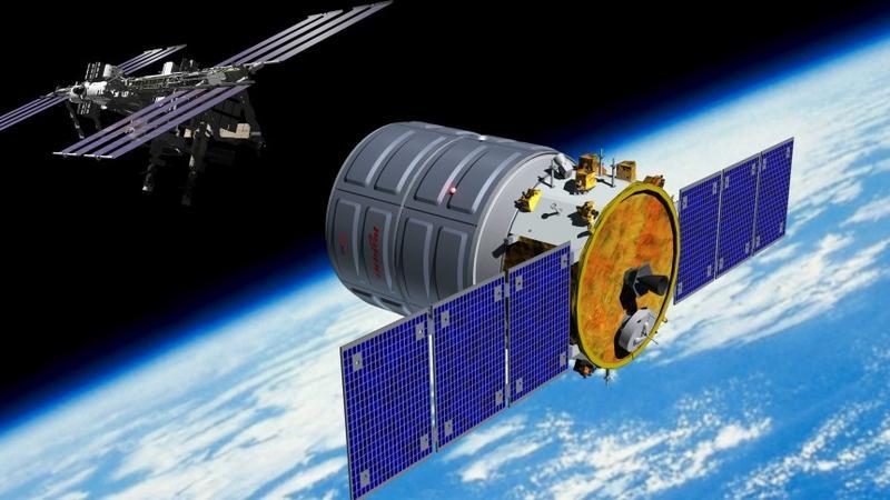 NASA podpali orbitalny statek Cygnus