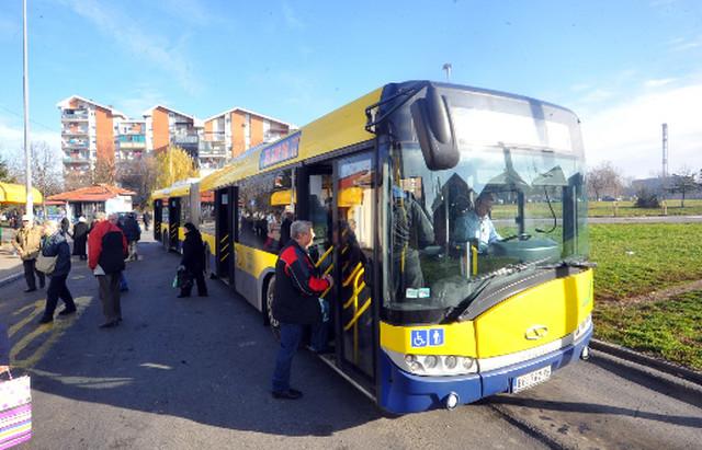 Autobus 85 na svakih 16 minuta van špica