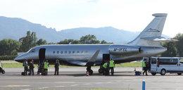 Żona Schumachera sprzedaje samolot