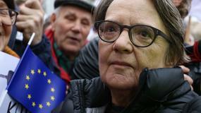 Wstrząsające słowa Holland o Polakach