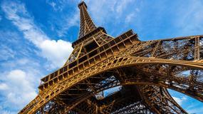 Wieża Eiffla zostanie przemalowana na kolor czerwony?