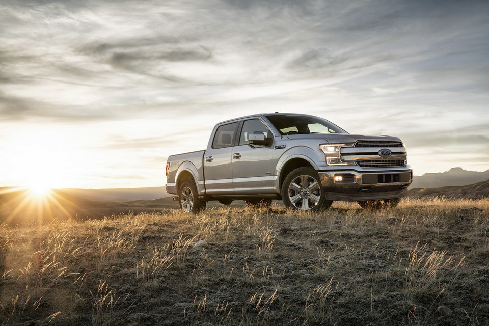 Odnowiony Ford F-150