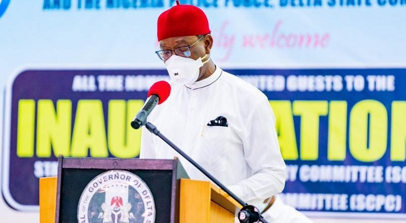 Gov. Okowa didn't mandate Civil Servants to undergo Coronavirus test - Aide