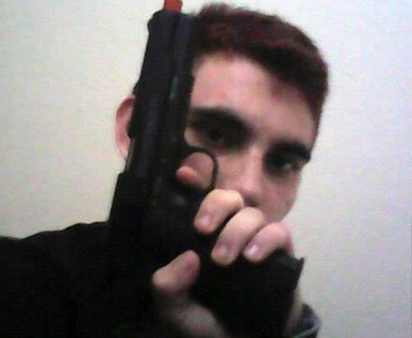 Strzelanina na Florydzie. Policjant okazał się tchórzem