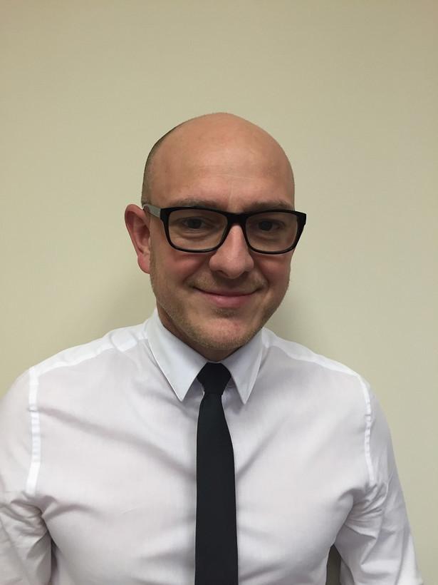 Marcin Urbański, kierownik zespołu przedsiębiorstw w 3 oddziale PKO Banku Polskiego w Gdańsku